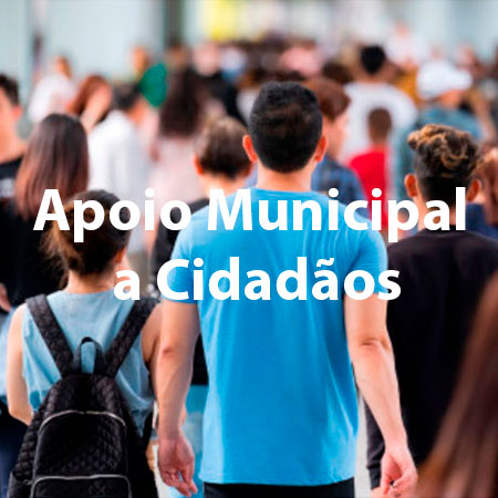 Apoio Municipal a Cidadãos