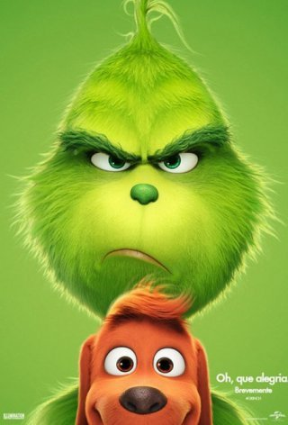 Grinch - cinema infantil